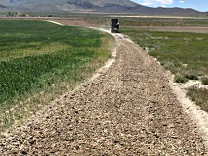 We Build and Grade Ranch Roads